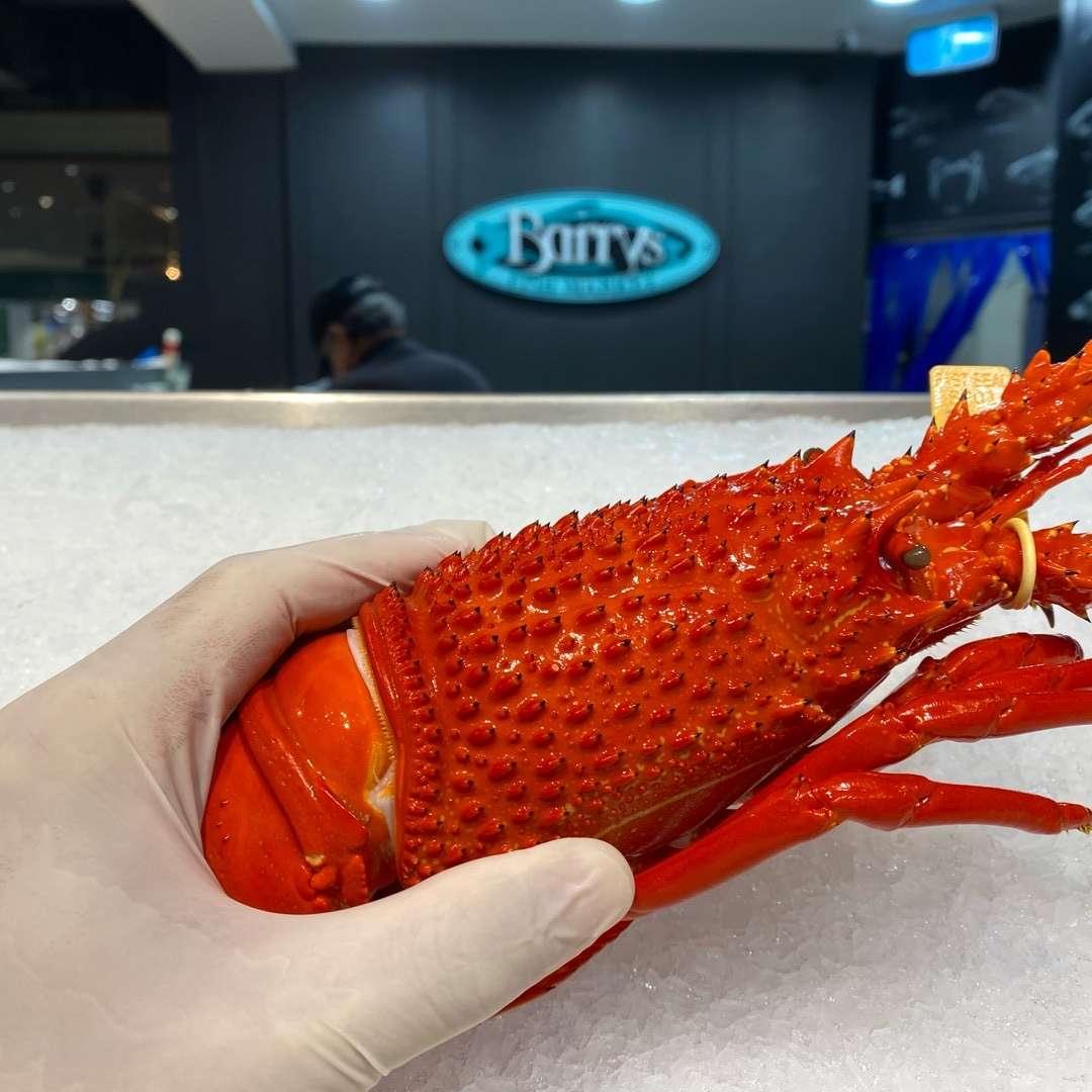 Barry's Fish Market